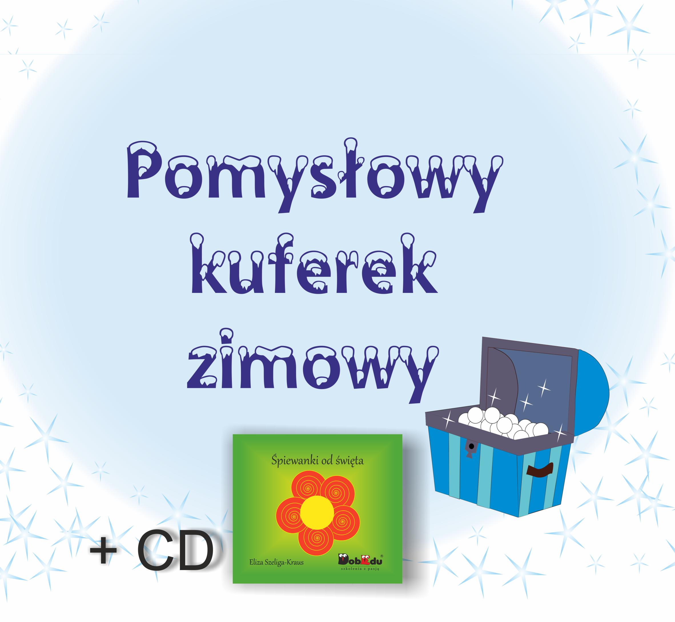Pomysłowy kuferek zimowy (e-szkolenie z płytą CD)