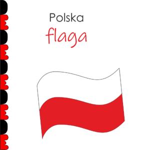 Polska flaga – utwór mp3