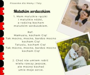 Malutkim serduszkiem – wersja woklna+instrumentalna mp3
