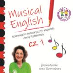 Piosenki i rymowanki na rok przedszkolny część 1- Musical English Anny Rattenbury