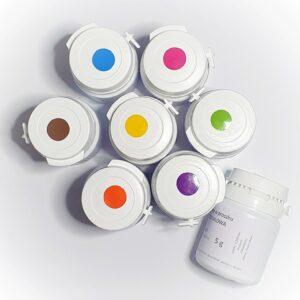 Barwnik do zabaw sensorycznych (spożywczy) 5g – pomoce szkoleniowe